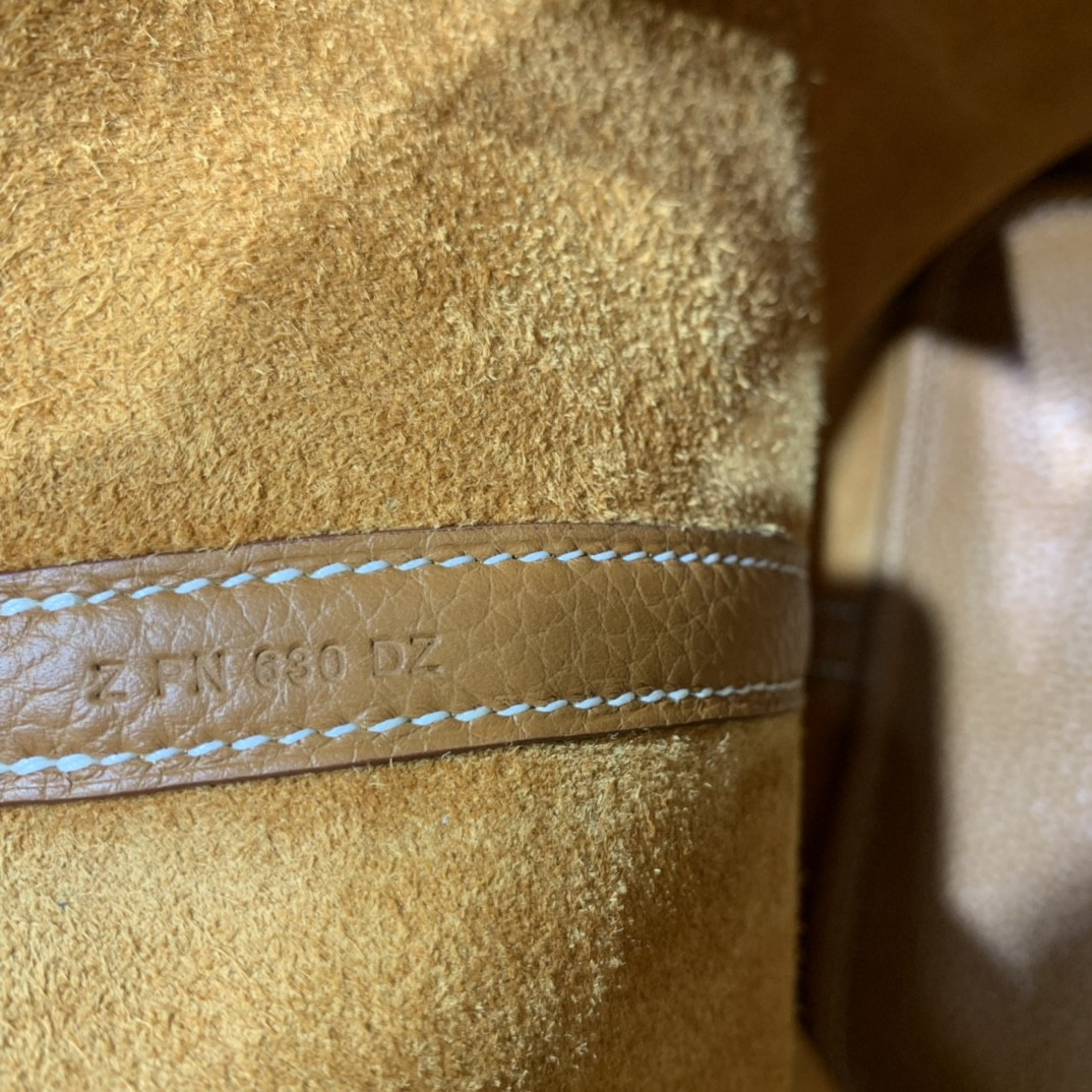 Hermès(爱马仕)Picotin 菜篮子 TC 金棕色 银扣 22cm